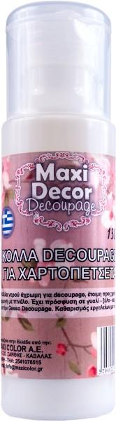Κόλλα soft ριζόχαρτου για decoupages 250ml