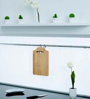 Κρεμαστή ξύλινη βάση για την κοπή τροφίμων S 4103