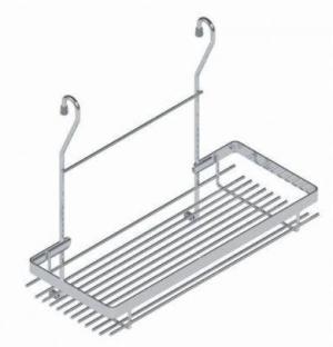 Κρεμαστή βάση ανοξείδωτη κουζίνας  Π:350x Υ:310 x Β:165 mm   S 4004