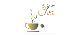 stensil 14χ14 tea 1743
