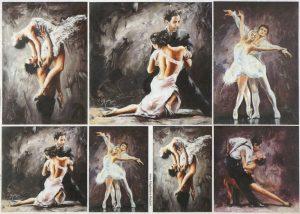 Ριζόχαρτο Α4 40gr Dance 1