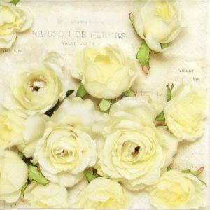 Ριζόχαρτο Α4 40gr Frisson de Fleurs