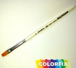 Πινέλα Συνθετικά Colorfix Art Πλακέ 99022D