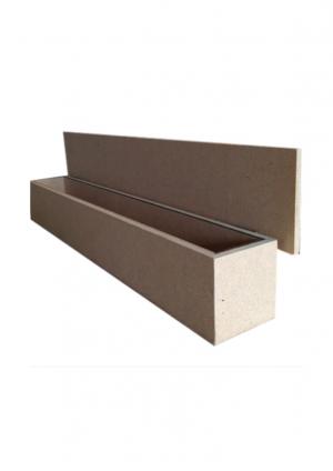 Κουτί mdf σε 2 διαστάσεις  Λαμπαδόκουτο