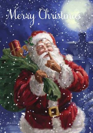 Χαρτοπετσέτες Decoupage 33 x 33 Χριστούγεννα
