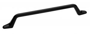 Λαβή επίπλων 12,8cm μαύρο ματ 679