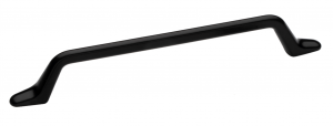 Λαβή επίπλων 16,0cm μαύρο ματ 679
