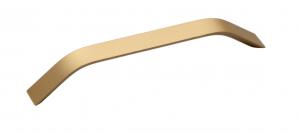 Λαβή επίπλου 19,0cm χρυσό ματ 680